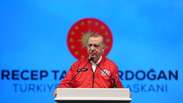 Recep Tayyip Erdoğan - TEKNOFEST - Sputnik Türkiye