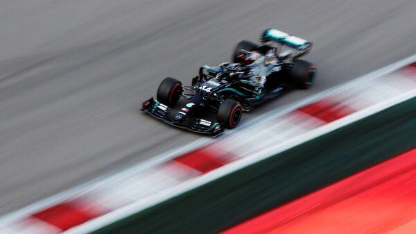 Formula 1, Lewis Hamilton - Sputnik Türkiye