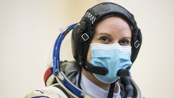 Astronot Kate Rubins - Sputnik Türkiye