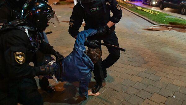 Belarus, protesto - Sputnik Türkiye