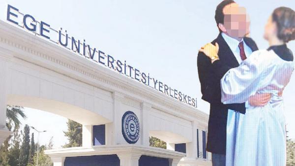 Ege Üniversitesi Profesörüne taciz suçlaması - Sputnik Türkiye