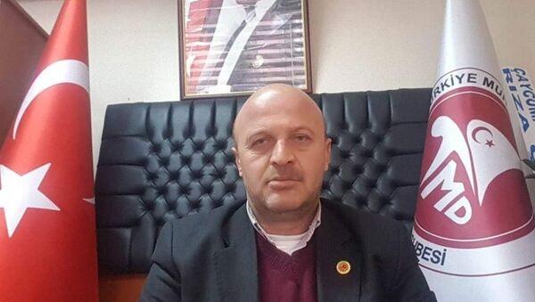 Yalçın Kalaycıoğlu - Sputnik Türkiye