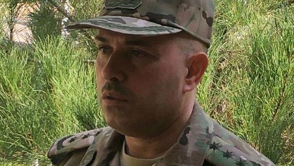 Azerbaycan Savunma Bakanlığı Sözcüsü Vagif Dargahlı - Sputnik Türkiye