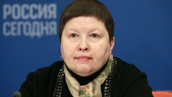Круглый стол в связи с арестом правозащитника А. Гапоненко латвийскими властями - Sputnik Türkiye