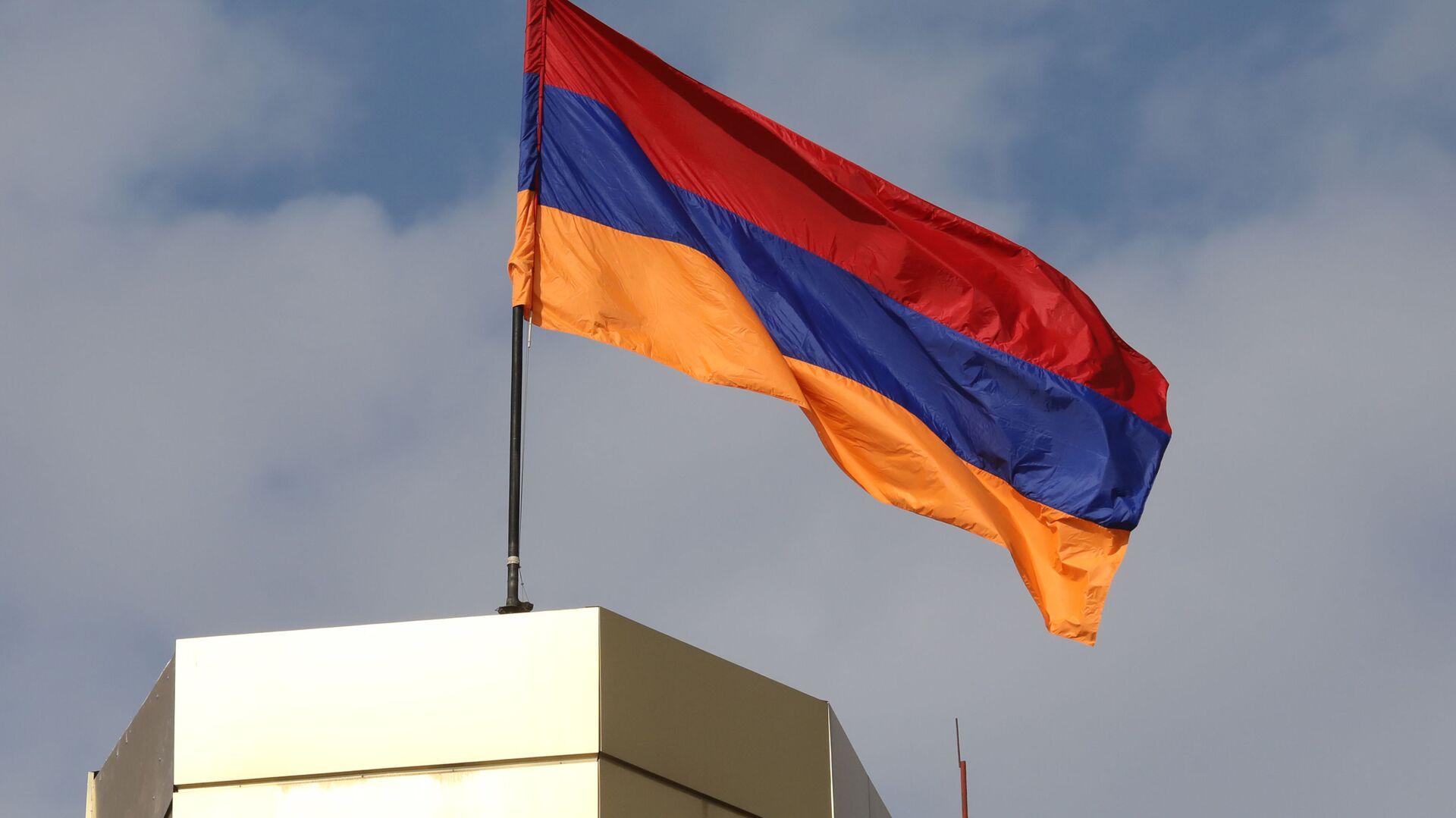 Ermenistan bayrak - Ermenistan bayrağı - Sputnik Türkiye, 1920, 20.09.2021