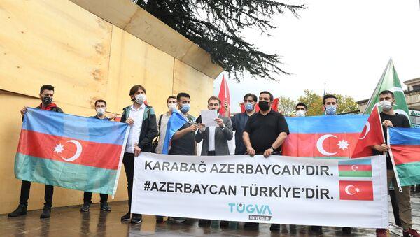 TÜGVA-Azerbaycan - Sputnik Türkiye