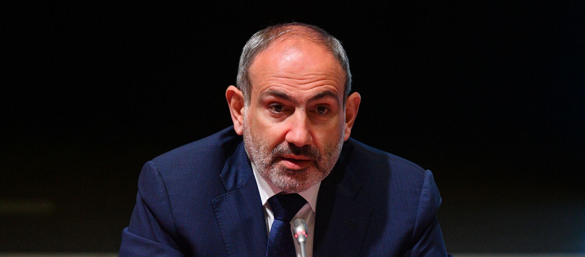 Ermenistan Başbakanı Nikol Paşinyan - Sputnik Türkiye, 1920, 01.03.2021