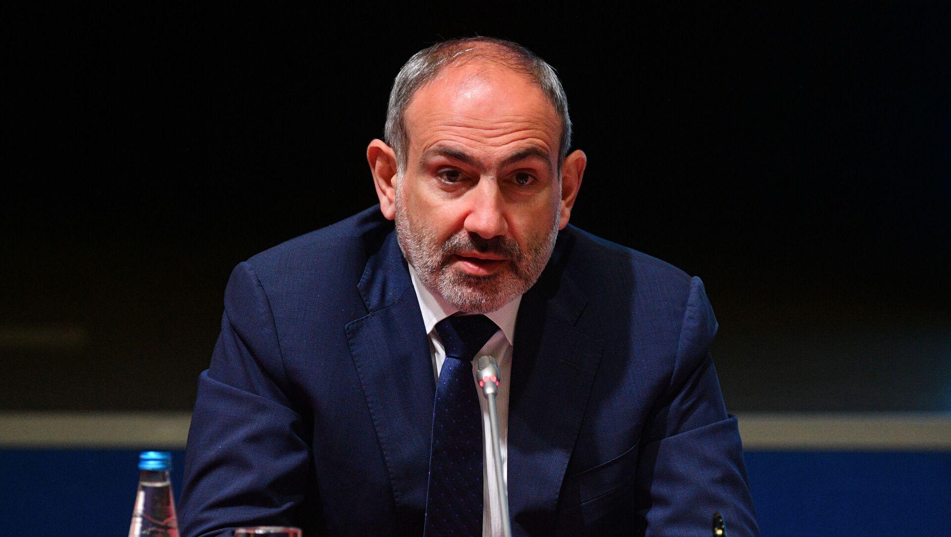 Ermenistan Başbakanı Nikol Paşinyan - Sputnik Türkiye, 1920, 06.04.2021