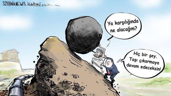 Karikatür - Sputnik Türkiye
