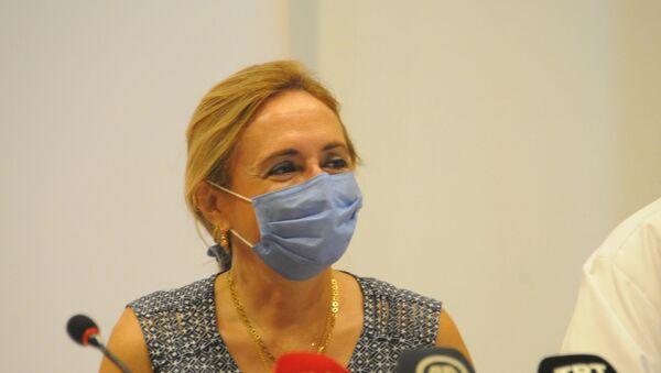 Prof. Dr.Sıla Akhan - Sputnik Türkiye