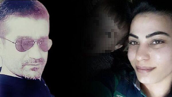 Gülay Mübarek'i 4 yıl boyunca tehdit edenErdoğan Küpeli, Adana'daTuğba Keleş'i vurarak öldürdü. - Sputnik Türkiye