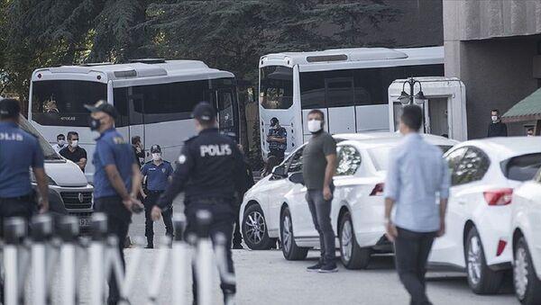 Kobani eylemleri soruşturması  - Sputnik Türkiye