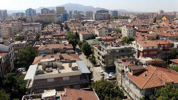 Kayseri'deki Sahabiye Mahallesi - Sputnik Türkiye