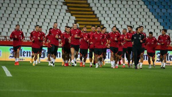 Türk A Milli Futbol Takımı - Sputnik Türkiye