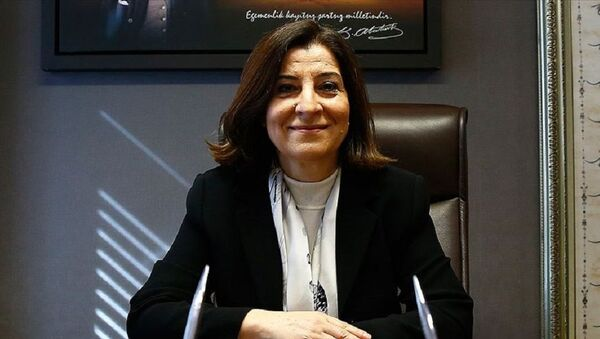Fatma Aksal - Sputnik Türkiye
