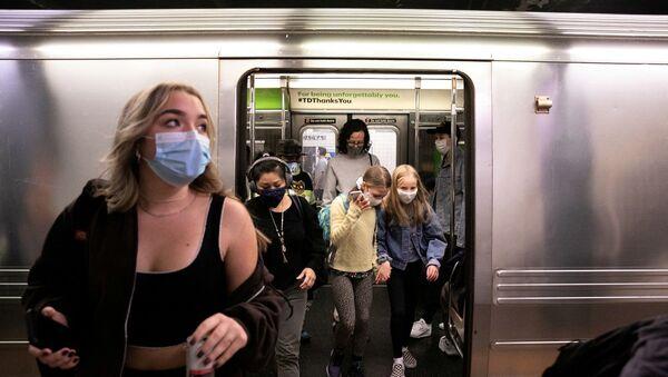 ABD, New York, koronavirüs salgını - Sputnik Türkiye
