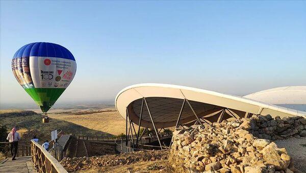 Göbeklitepe'ye balon turu izni çıktı - Sputnik Türkiye