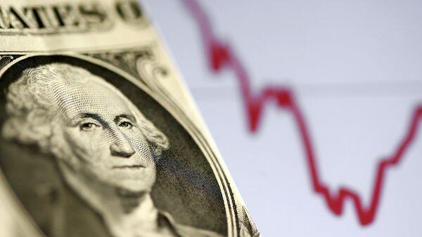 Hisse senedi grafiği - ABD doları - Dolar - Sputnik Türkiye