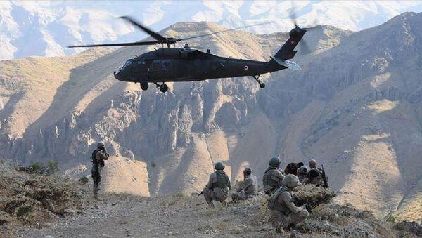 Operasyon, Jandarma Özel Harekat - Sputnik Türkiye