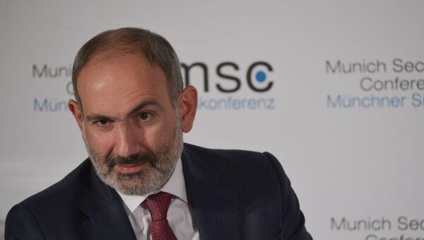 Nikol Paşinyan - Sputnik Türkiye