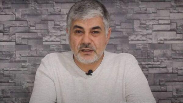 Mehmet Özışık - Sputnik Türkiye