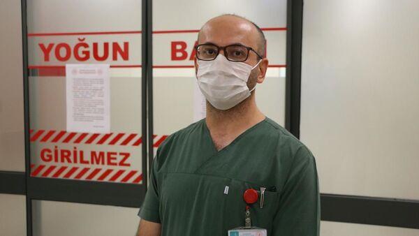 Dr. Fatih Demircan - Sputnik Türkiye