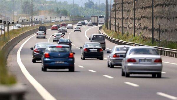 Trafik, araç, araba - Sputnik Türkiye