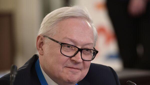 Sergey Ryabkov - Sputnik Türkiye