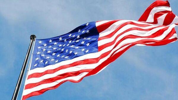 ABD bayrağı - Sputnik Türkiye
