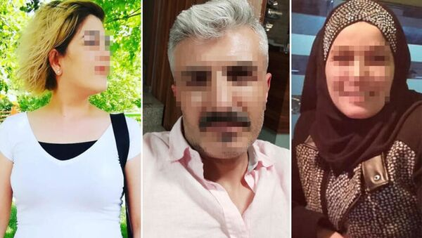 Kayseri'deki boşanma davası - Sputnik Türkiye