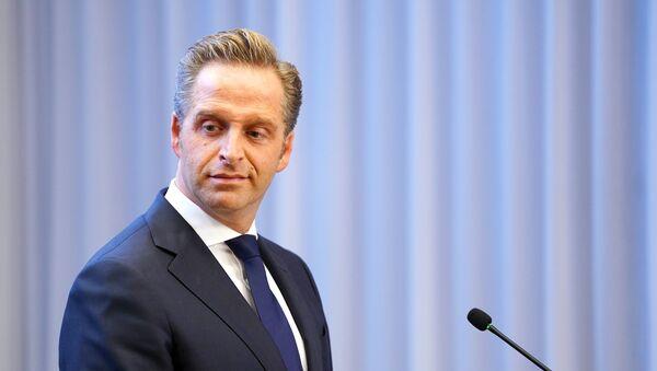 Hollanda Sağlık Bakanı Hugo de Jonge - Sputnik Türkiye