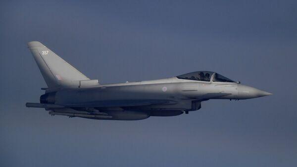 Tornado savaş uçakları, NATO tatbikatı - Sputnik Türkiye