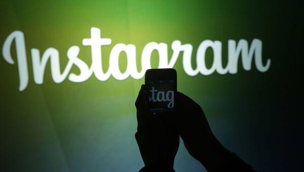 Instagram - sosyal medya - Sputnik Türkiye