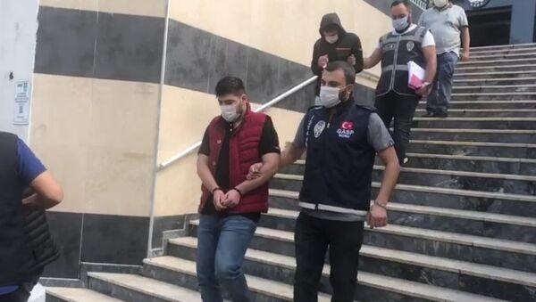 Bağcılar'da Bangladeşli öğrenciyi alıkoyup fidye isteyen şüpheliler yakalandı - Sputnik Türkiye