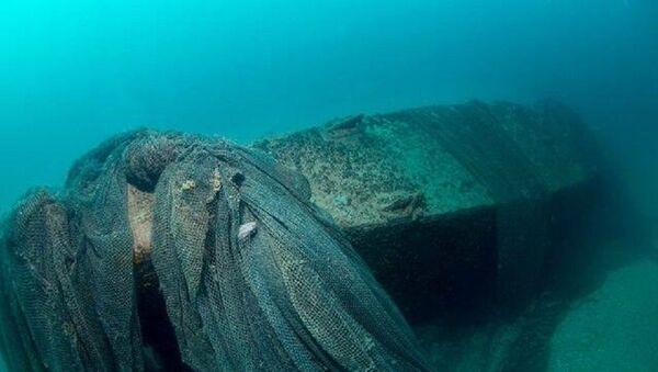 Hitler'in kayıp denizaltısı - Sputnik Türkiye
