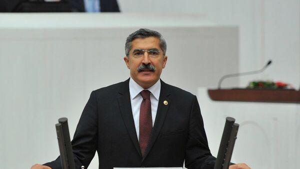 Hüseyin Yayman - Sputnik Türkiye