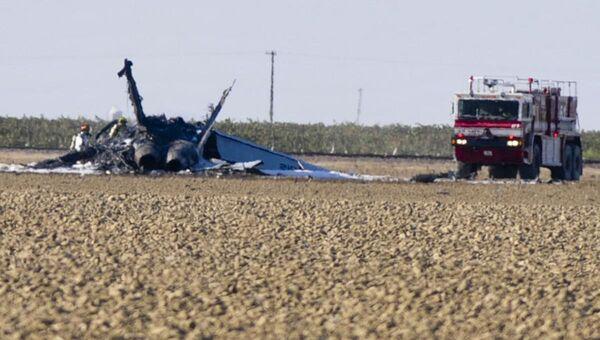 ABD'nin Kaliforniya eyaletinde konuşlu ABD Donanmasına bağlı bir F/A-18E Super Hornet tipi savaş uçağının eğitim uçuşu sırasında düştüğü ve pilotun koltuk fırlatma yöntemi ile atlayıp kurtulduğu bildirildi.  - Sputnik Türkiye