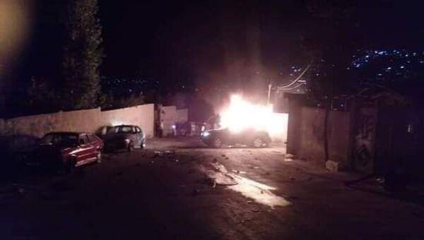 Suriye'de Şam Müftüsü Muhammad Adnan Al-Afyouni, bombalı saldırı sonucu hayatını kaybetti. - Sputnik Türkiye