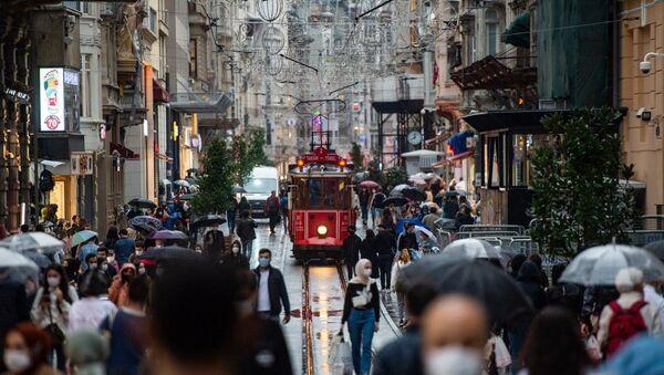 İstanbul Türkiye koronavirüs - Sputnik Türkiye