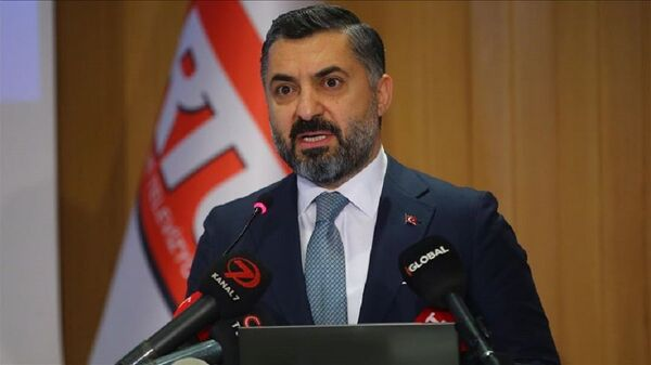 Ebubekir Şahin - Sputnik Türkiye