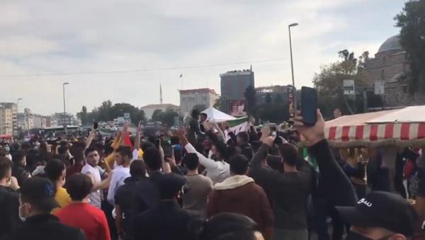 CHP'li Tanrıkulu'dan Soylu'ya: Cihatçıların Aksaray'da eylem yaptığı doğru mu? - Sputnik Türkiye