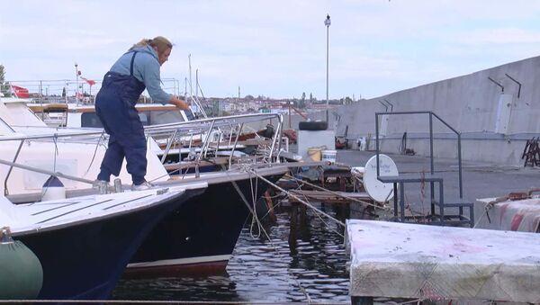 İstanbul'un kadın balıkçıları - Sputnik Türkiye