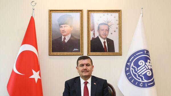 Burdur Valisi Ali Arslantaş - Sputnik Türkiye