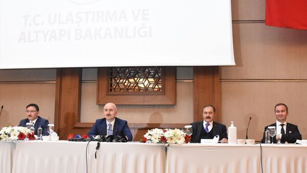Adil Karaismailoğlu - Sputnik Türkiye