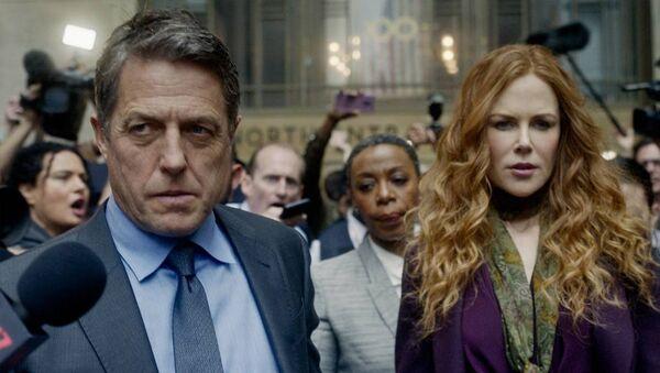 Hugh Grant ile Nicole Kidman'ın başrolleri paylaştığıHBO dizisi The Undoing - Sputnik Türkiye