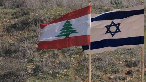 İsrail Lübnan - Sputnik Türkiye
