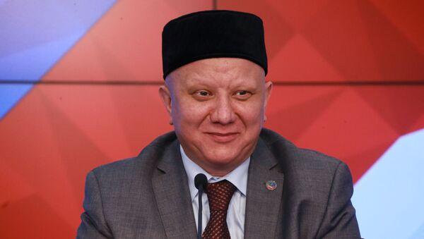 Albir Krganov - Sputnik Türkiye