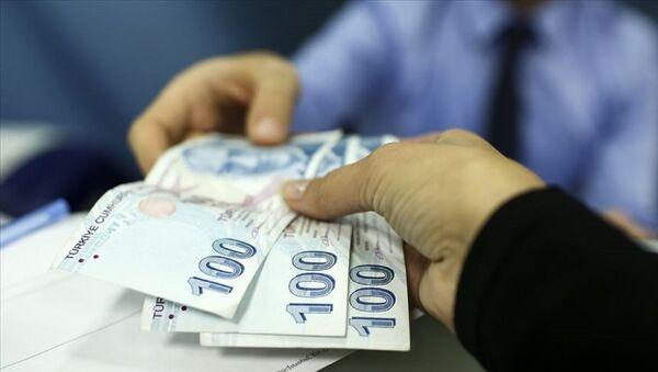 para - TL - lira - ödeme - Sputnik Türkiye