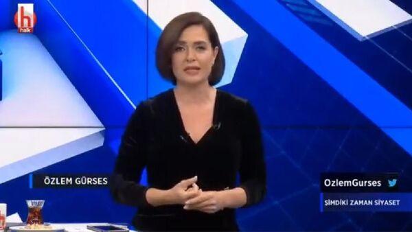 Özlem Gürses - Sputnik Türkiye