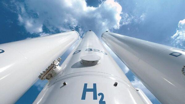 Hidrojen depolama - Sputnik Türkiye